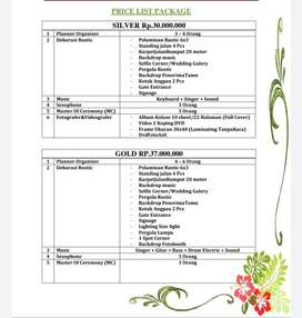 Wedding organizer termurah