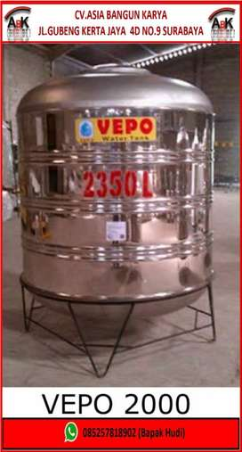 Tandon Stainless Steel VEPO 2350 L