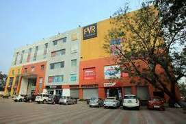 Shop for sell in Bokaro mall with clothes and furniture.