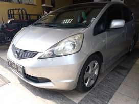 Jazz S Matic 2009 Silver