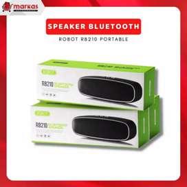 Speaker Bluetooth Robot RB210 Garansi