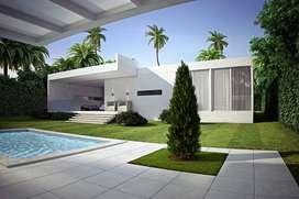 Desain Rumah Tinggal Jasa Arsitek