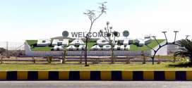 Residential plot for sale DHA Sector 13 (B) Double road facing.