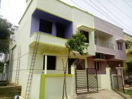 Duplex House For Sale at Poonamallee