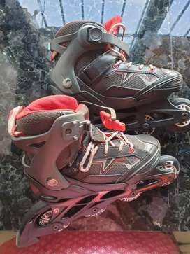 In liner skates