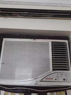 1.5 ton 2 star window airconditioner