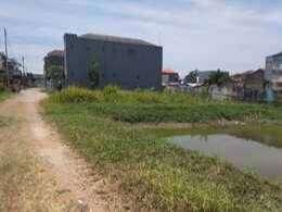 Free Pajak Pembeli; Tanah Kavling Strategis  Paving Blok 5 m, Dekat Ex