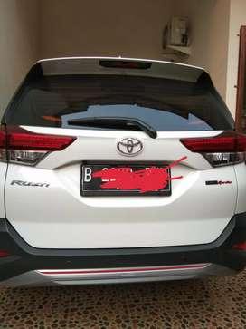 Toyota Rush TRD Sportivo 2019 KM Rendah