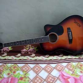 Kaps Guitar 1 year old with auto tune