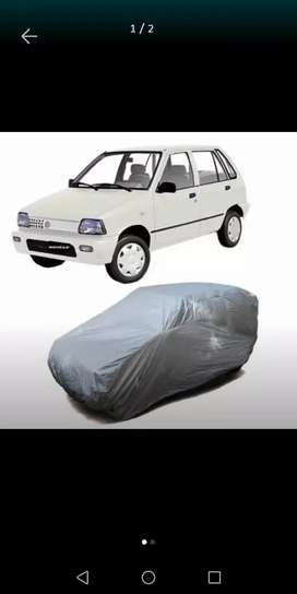 Suzuki Mehran car cover
