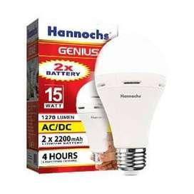 Lampu Emergency Genius 15W