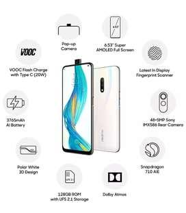 Realme X new mobile phone
