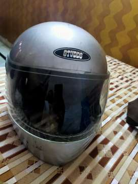Studds Helmet one year old only
