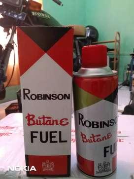 Robinson gas isi ulang korek
