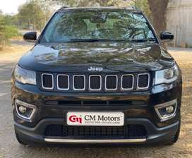 Jeep Compass 2.0 Limited 4X4, 2018, Diesel