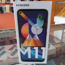 Samsung M11 ram 3/32 gb new