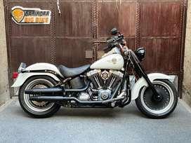 Harley davidson fatboy LO 2011