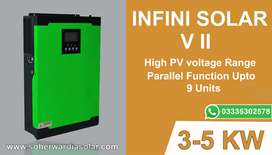Voltronic Power Infinisolar - V2 Available 3 and 5 Kw