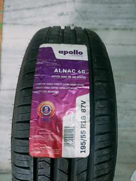 Appollo Alnac - 4G (87V) (195/55/R16)