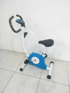 Sepeda fitness TL 8215 green,blue,red good