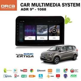 Headunit Android Orca 10inch All New Ertiga 2018-20 Maps, YouTube