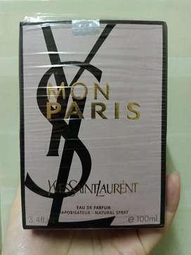 Parfume wanita Yvest Saint Laurent Mon Paris For Women
