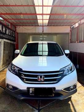 Honda New CRV Prestige 2.4 AT 2014 nik 2013 KM60rb