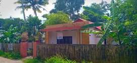 A well maintained house for urgent sale in poomkavu(Alleppey)