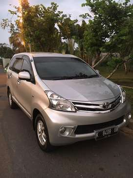All new avanza G 2012 istimewa