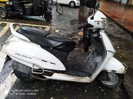 Activa 2012 with good condition for sell