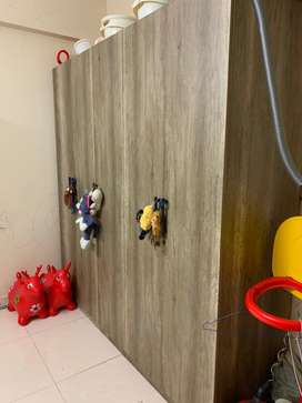 Imported high quality ikea 5 door wardrobe