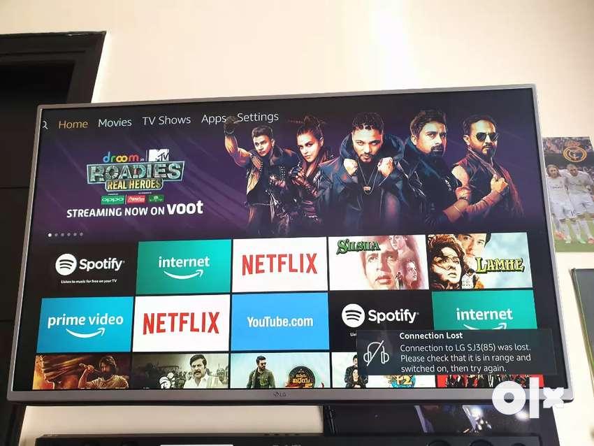 LG TV Full HD 43 inch 0