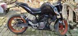 Sell my KTM DUKE-200cc