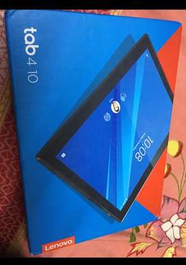 SEALED LENOVO TAB4 10 Tablet (10.1 inch, 16 GB WITH WI FI + 4G LTE)