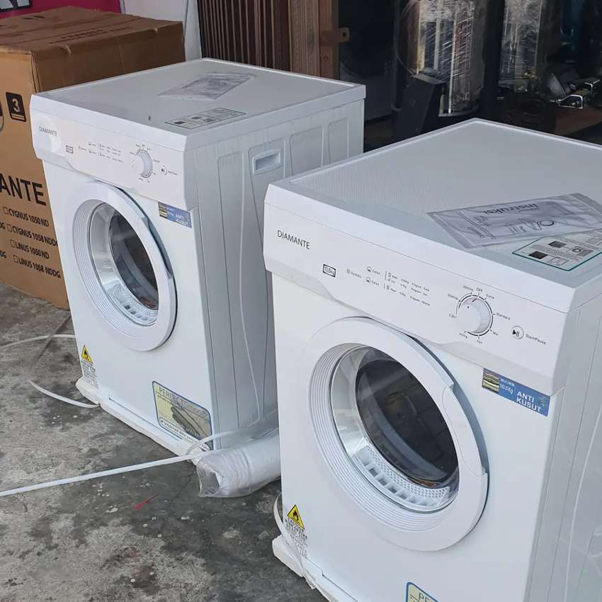 Dryer Diamante Konversi 10.5 Kg 0