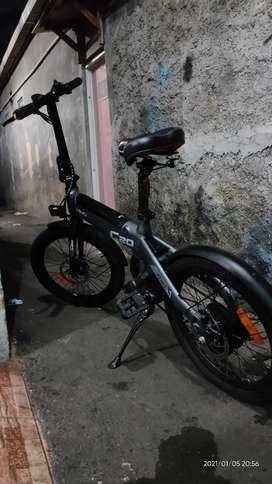 Sepeda listrik Xiomi Himo C20