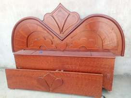 Duble Bed