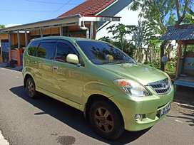 Jual mobil Toyota Avanza vvt-i 2008