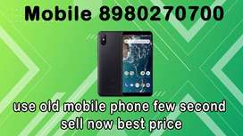 Sell Used Mobile Phone in Few Seconds Sell Now Best Price Cash Payment