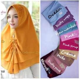 Hijab sifon ceruty