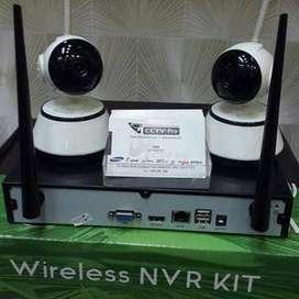 Termurah !!! Paket Cctv Ahd Us Avicom 2 Mp Infrared (8 Channel) Full H