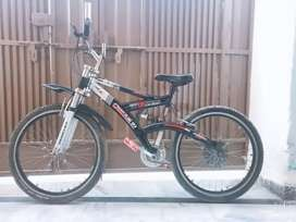 Gear mountain bicycle