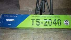 TRIPOD CAMERA TAKARO TS - 2040