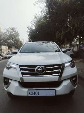 Toyota Fortuner 2.8 4X4 Automatic, 2018, Diesel