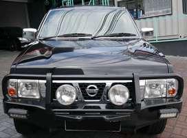 Nissan Terrano 2.4 S1 Spirit th 2004 Km rendah, bs kredit