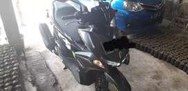 Dijual cepat! Yamaha aerox 2019 Km rendah, COD wilayah Banda Aceh