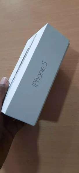 Full kit fresh piece iPhone 5 16gb storage