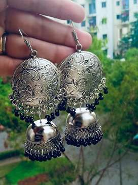 Hand made oxidised jewellery starting from 20rs only