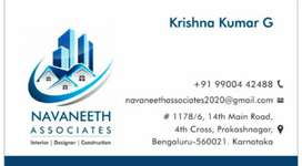 We are doing all construction work. So call me if any related work