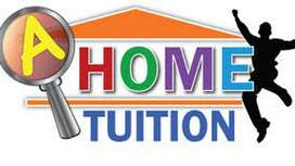 Home Tutor for Math, English & Commerce students